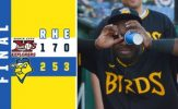 Hasty Dazzles, Canaries Slip By Explorers