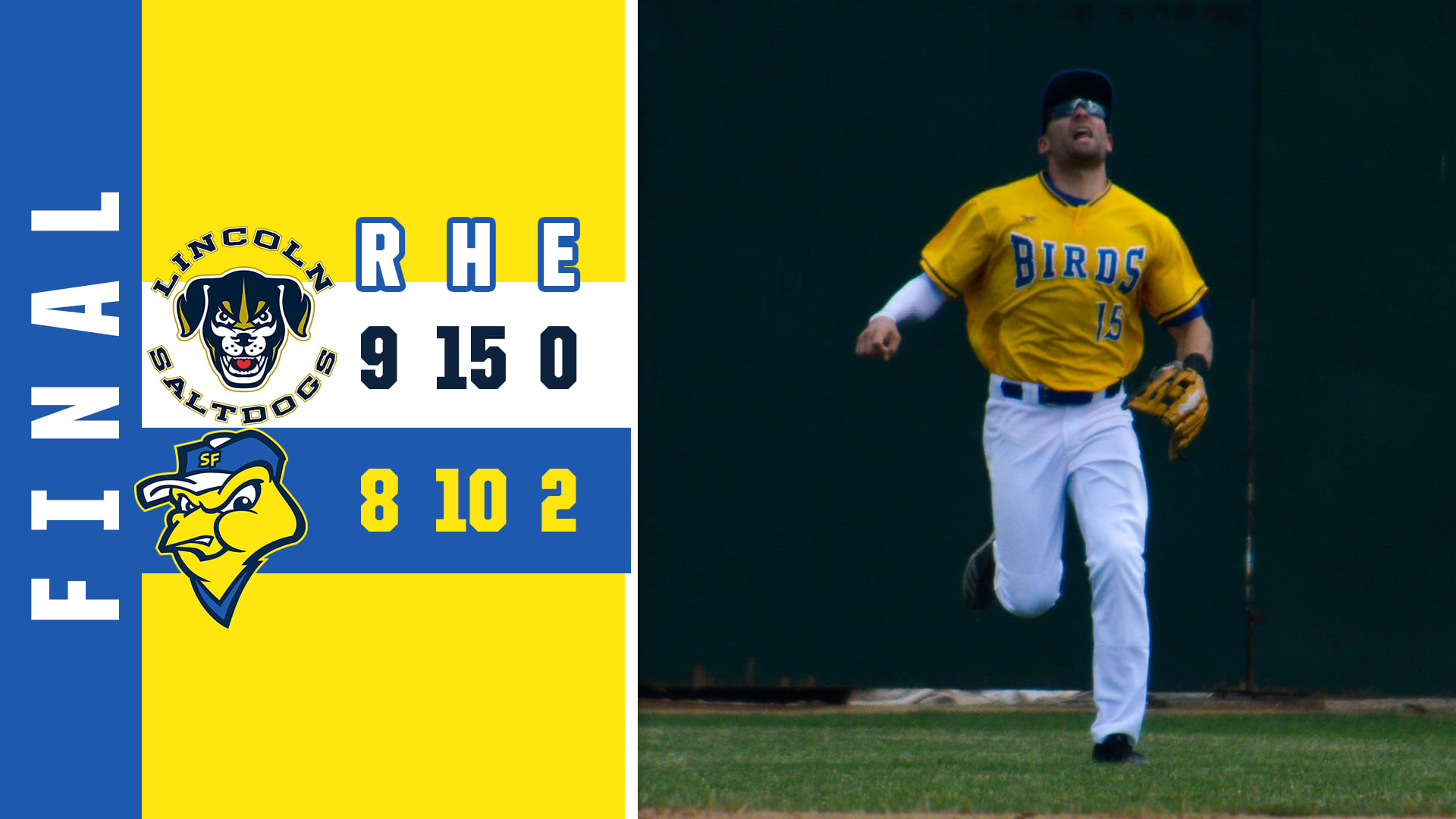 Canaries Rally Falls Short in Series Opener