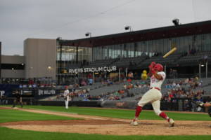 Lidge Homer Completes Dogs Comeback Victory