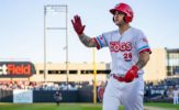 Crouse Drives in Five as Dogs Down Canaries