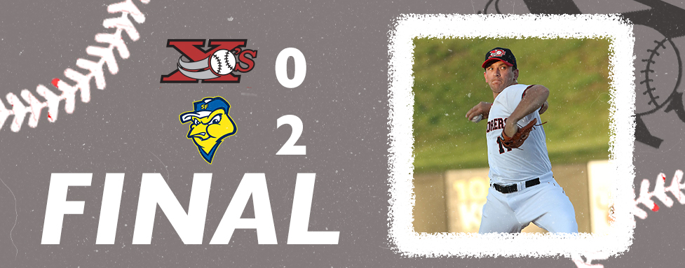 Explorers Shutout in Sioux Falls, Tolbert with Two Hits