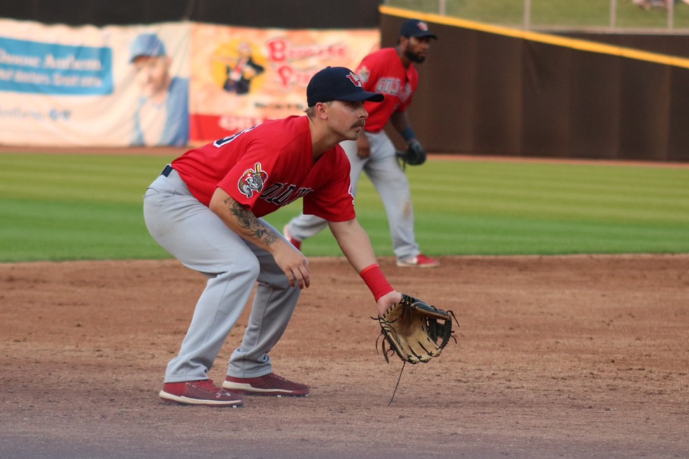 Goldeyes Bats Cooled in Series Closing Loss in Gary