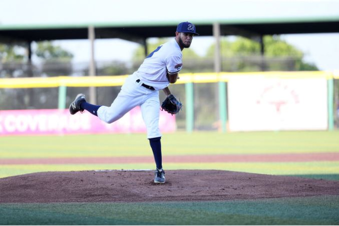 Manzueta Gem Helps Railroaders Roll to Sixth Straight Series Win