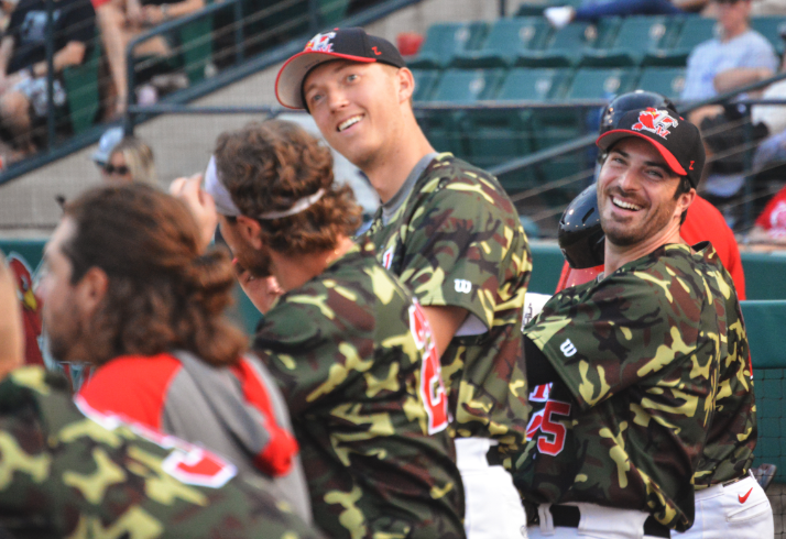 RedHawks Rally to Earn Series Opening Victory