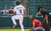 Pina Rallies RedHawks to Victory over Goldeyes