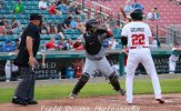 Conners Delivers Walk-Off Grand Slam, Murphy Dazzles for Dogs, Garkow Stymies RailCats