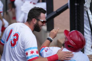 Bennett, Hobson Power Dogs in Rout of Canaries