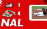 Explorers Bats Off Path in Loss to RailCats