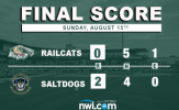 Sheaks Perfect Six Frames Wasted in Loss to Saltdogs