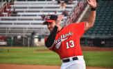RedHawks Bats Shutdown in Series Finale