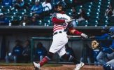 Saltdogs Struggle in Double-Header Sweep in Chicago