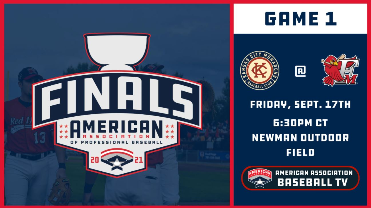 Monarchs Rally to Open American Association Championship Series, Frontier League Playoffs Continue