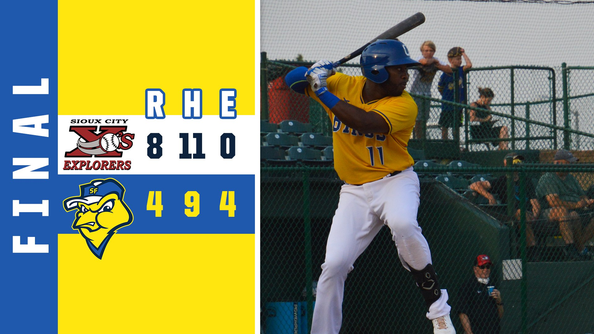 Henry Sets Canaries Franchise Mark in Series Opener