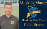 Muskies Matters with Lakeland Head Coach Colin Bruton: Season 5, Episode 4