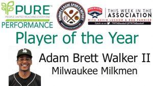 Milwaukee Milkman OF Adam Brett Walker