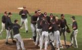 Koch Tosses Explorers First No-Hitter, Monarchs Down Railroaders, RedHawks Clinch Second