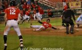 Silviano Walk-Off Hit Gives RedHawks Series Lead