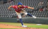 Willis Homers Twice, Guerrero Drives in Four as Monarchs Go Up 2-0