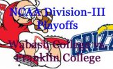 Division-III Football Playoffs: Wabash College vs. Franklin College