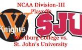 Division-III Football Playoffs: Round 2 Preview: Wartburg vs. St. John's