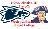Joe Callahan, Defense Lead Wesley Wolverines into NCAA Semi-Finals