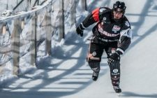 Tommy Mertz Leads Field to Qualify for Crash Ice Downhill World Championship