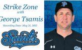 Strike Zone with George Tsamis St. Paul Saints