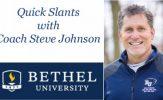 Quick Slants with Coach Steve Johnson