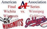 American Association Championship Series Preview: Wichita Wingnuts vs. Winnipeg Goldeyes
