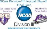 NCAA Division-III Football Semifinals: Mary Hardin-Baylor vs. Mount Union