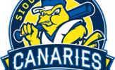 Chris Jacobs, Sioux Falls Canaries Crush Saints, 16-3