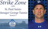 Strike Zone with St. Paul Saints Manager George Tsamis - Season 3