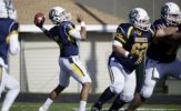 Like a Superhero, Michael Whitley Leads Muskies with Strength, Humility