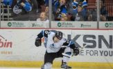 J.C. Beaudin Helps Eagles Draw First Blood with OT Game-Winner