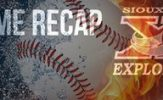 Explorers Late Rally Falls Short, Saltdogs Win 10-8