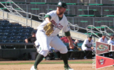 Santiesteban Drives in 5 to Lead RailCats to Victory