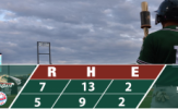 Lubking, Offense Lead RailCats to First Win, 7-5