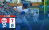 Saints Win Streak Ends at 4, Nipped by Dogs in 10