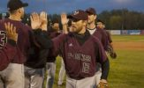 T-Bones Open Double-Header with Victory, Game 2 Suspended