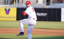 Dogs Rally Falls Short, AirHogs Prevail, 5-3