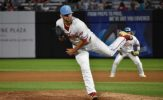 Roache Homer Gives Dogs Victory, 4-2