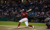 Dogs Rally Late to Down Goldeyes, 4-2