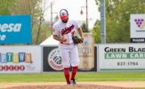 Canaries Rally to Down Goldeyes in 10