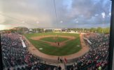 Jacobs, Colwell Power RedHawks Past Saltdogs