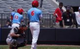 Dogs Can't Stop Red Hot Railroaders, 7-4