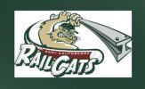 RailCats Swept at Home, 11-7