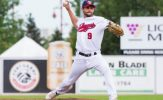 Martin Homers Twice to Lead Goldeyes to 9-8 Victory