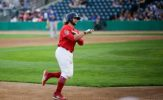 Martin Supplies All the Offense in Goldeyes 5-4 Win