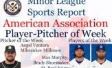 Brady Shoemaker, Max Murphy, Angel Ventura Honored in Week 8