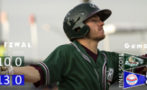 RailCats Drop Double-Header to Dogs